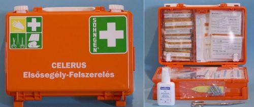 elsősegély készlet magas vérnyomás esetén)